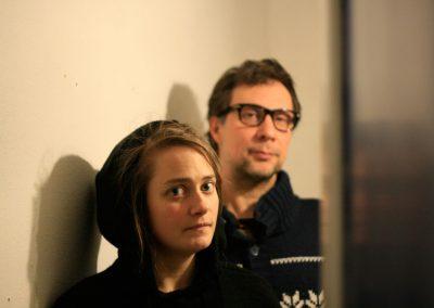 Emilie Zoe & Christian Garcia Gaucher